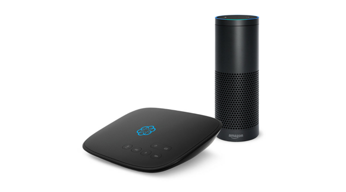 Amazon Echo Alexa and Telo