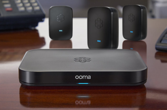 Ooma Office Base System