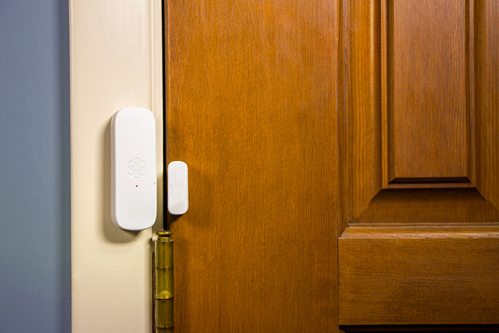 smart security detects modern burglars