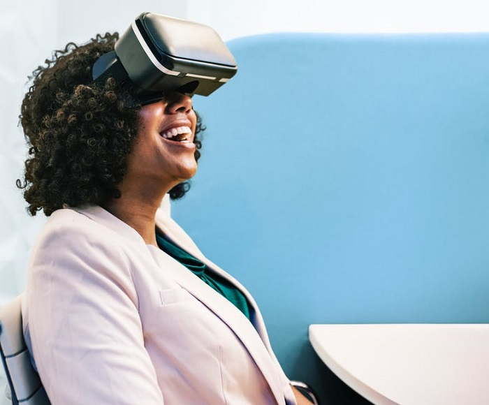 virtual reality mock-ups for potential clients