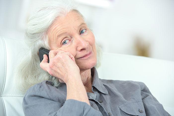ways elderly can stop robocalls