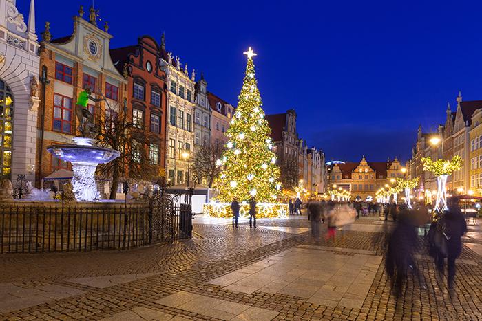 international calling Polish Christmas markets