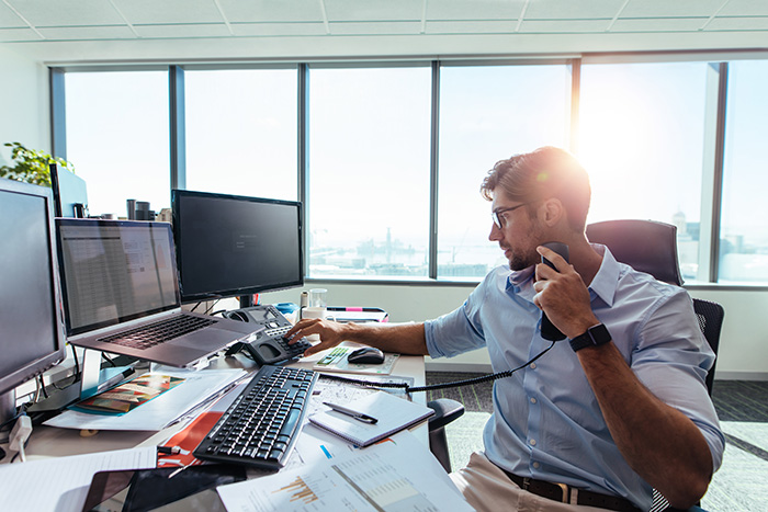 best time for business calls