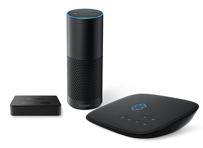 Alexa hands-free calls with Ooma