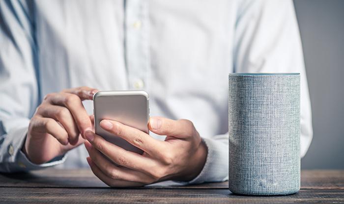Ooma voice commands Amazon Alexa