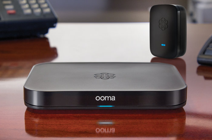 Ooma VoIP business phone