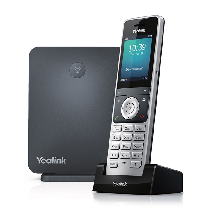 Yealink W60P business cordless phone
