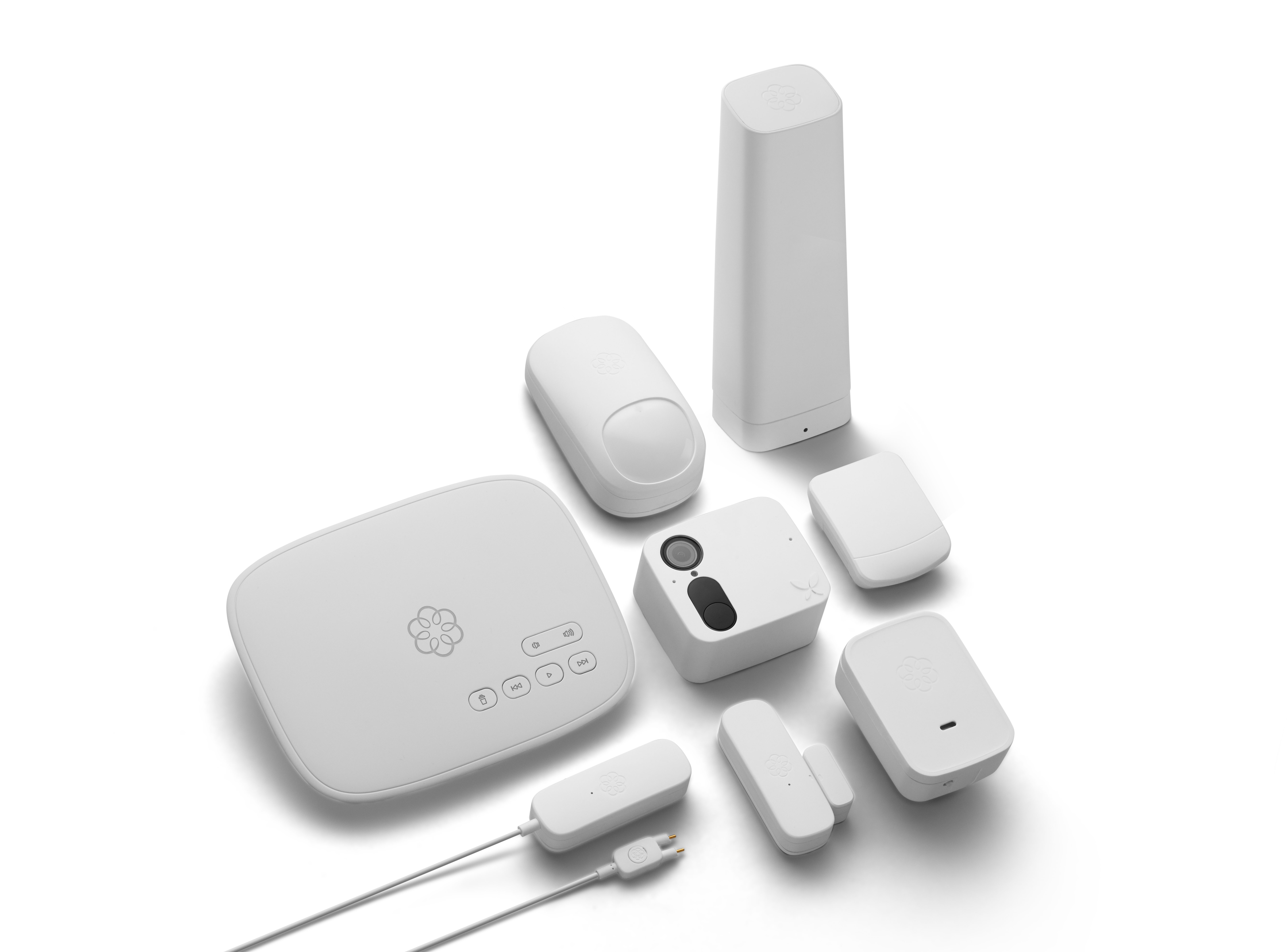 Ooma Smart Security products with Ooma Connect 4G