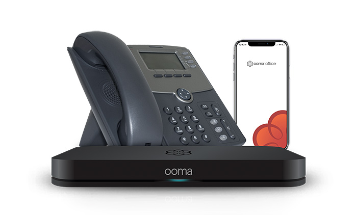 Ooma Office consultants phone