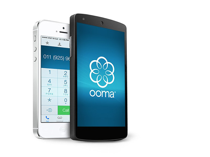 comparing Ooma Verizon mobile app