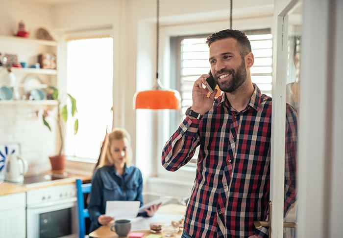 Ooma versus Vonage phone service