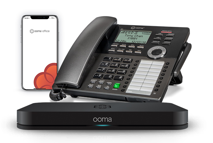 coworking space Ooma Office