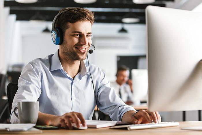 B2B sales Ooma communication automation