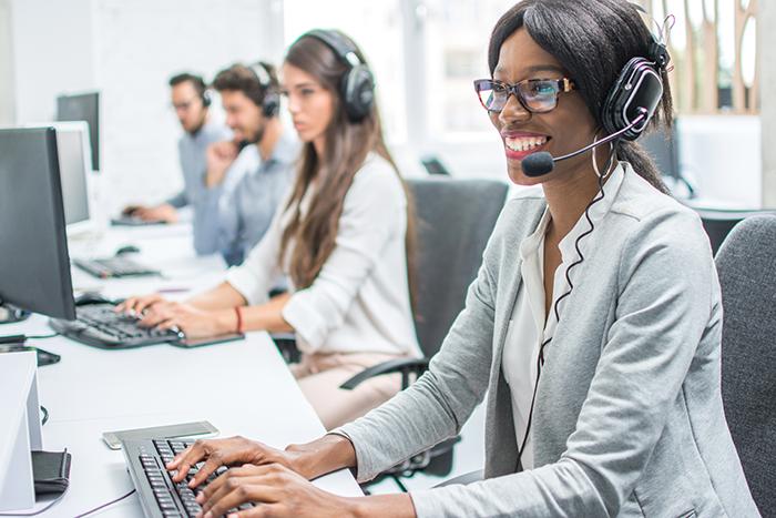 enterprise call center Ooma versus RingCentral