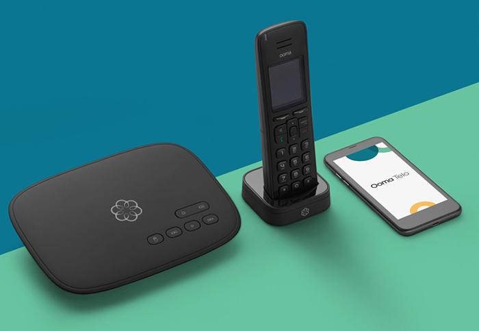 smart phone Ooma Telo