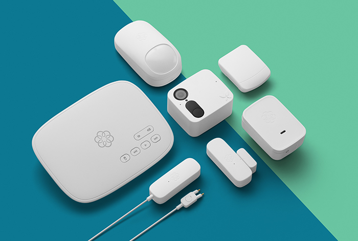 Ooma Smart Security home sensors
