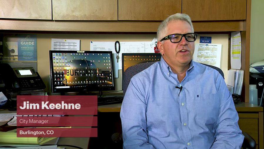Play video: VoIP Phone Systems for Government | Ooma Office at the City of Burlington, Colorado