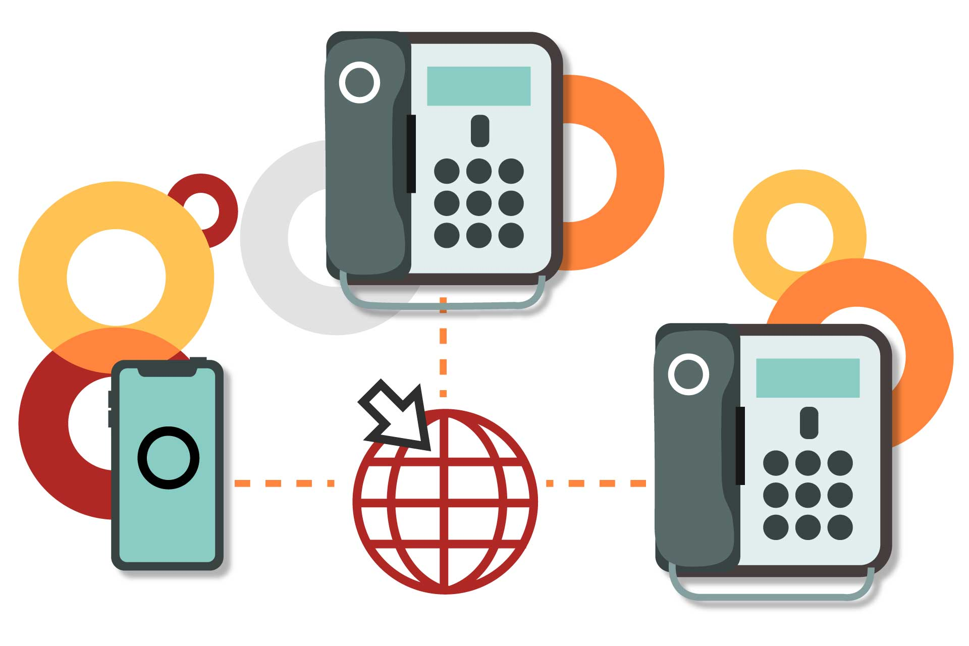 The Guide to VoIP Internet Phone Service for Small Businesses - blog post image