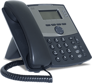 The Ooma Cisco 303 IP Phone