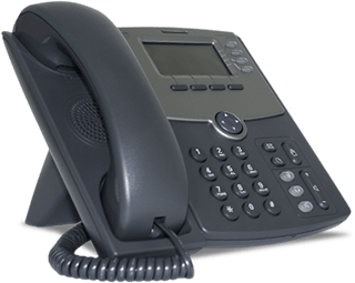 The Ooma Cisco 504G IP Phone