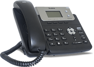 The Ooma Yealink SIPT21P Phone