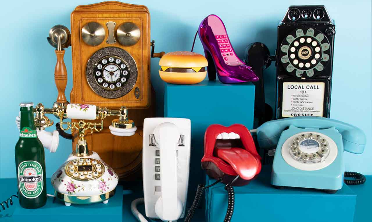 Celebrating National Telephone Day: From Rotary Phones to Cell Phones and Beyond - blog post image
