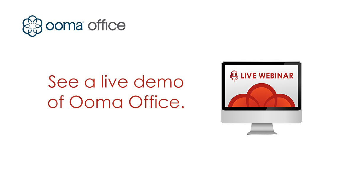 Ooma Office Live Demo Of Ooma Business System