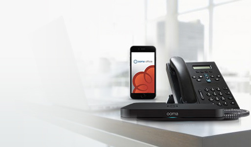 The Ooma Office VOIP Phone for Business