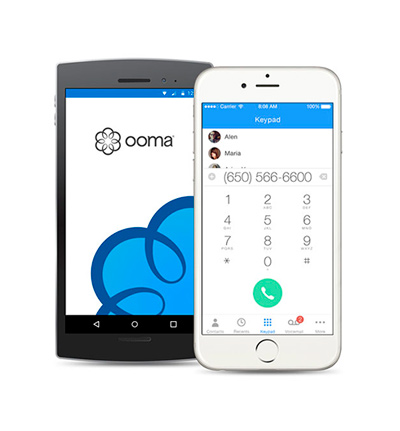 Ooma Free Calling App
