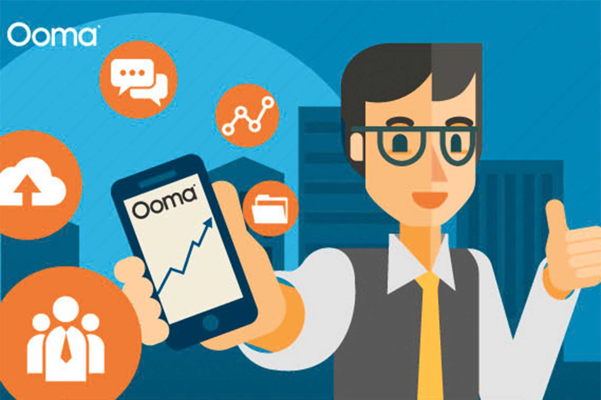 Ooma's Guide to Running Your Business From Your Mobile Device - blog post image
