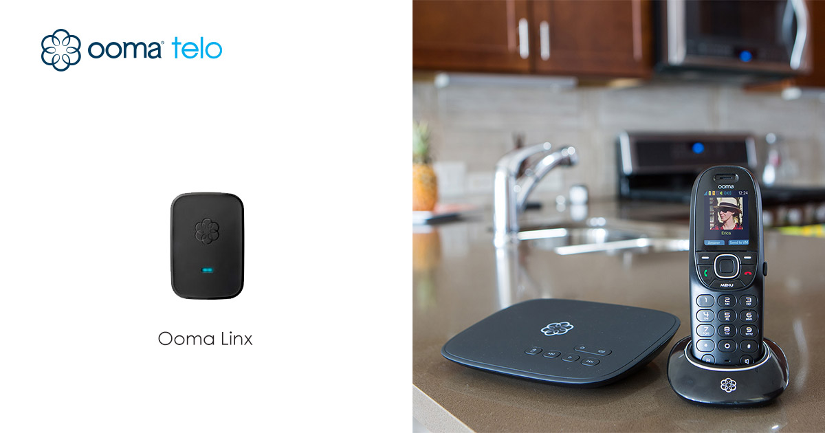 Ooma Linx A Wonderfully Wireless Phone Extension For Your Ooma Telo