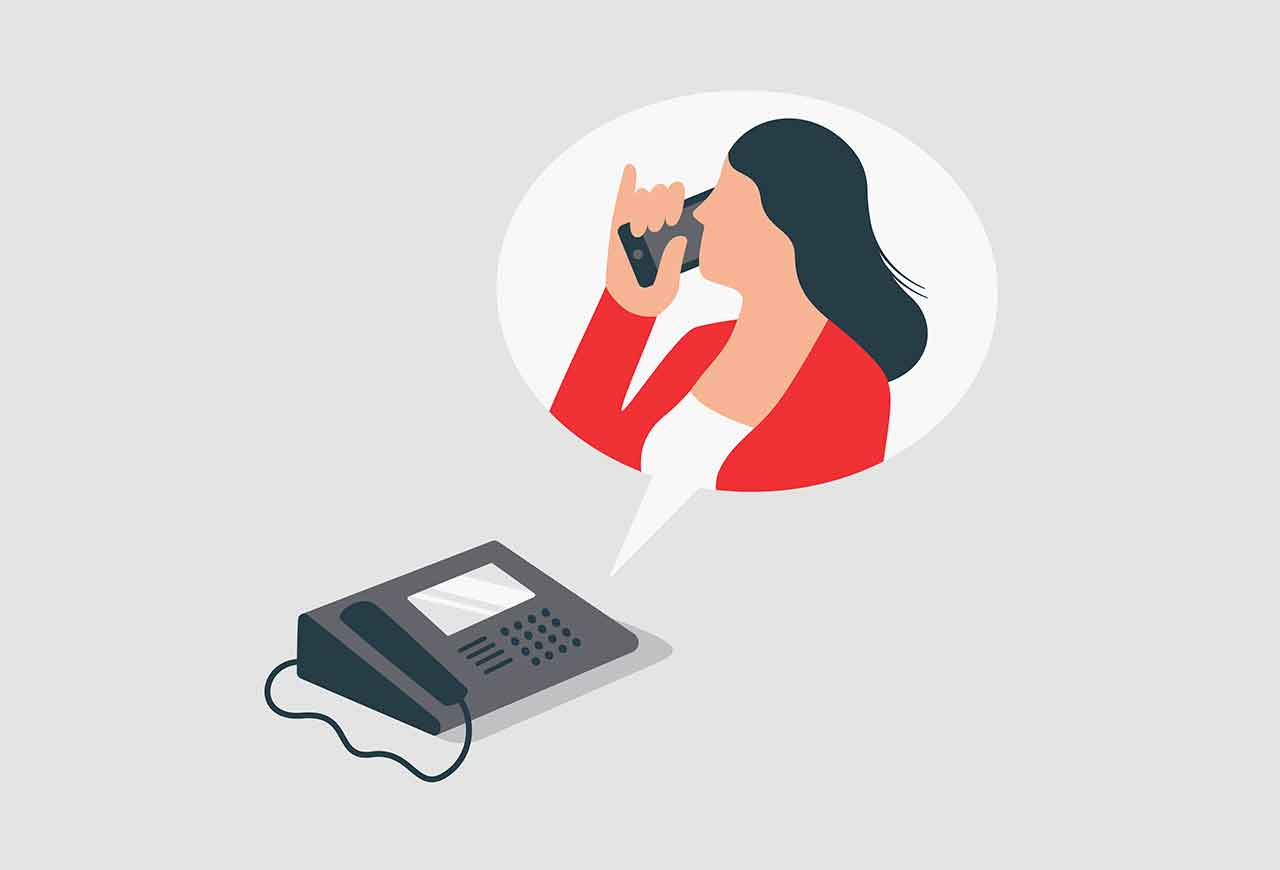How to use your analog phone and fax with VoIP. - blog post image
