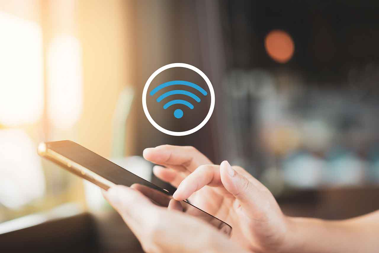 Your five-step plan to improving guest Wi-Fi® security. - blog post image