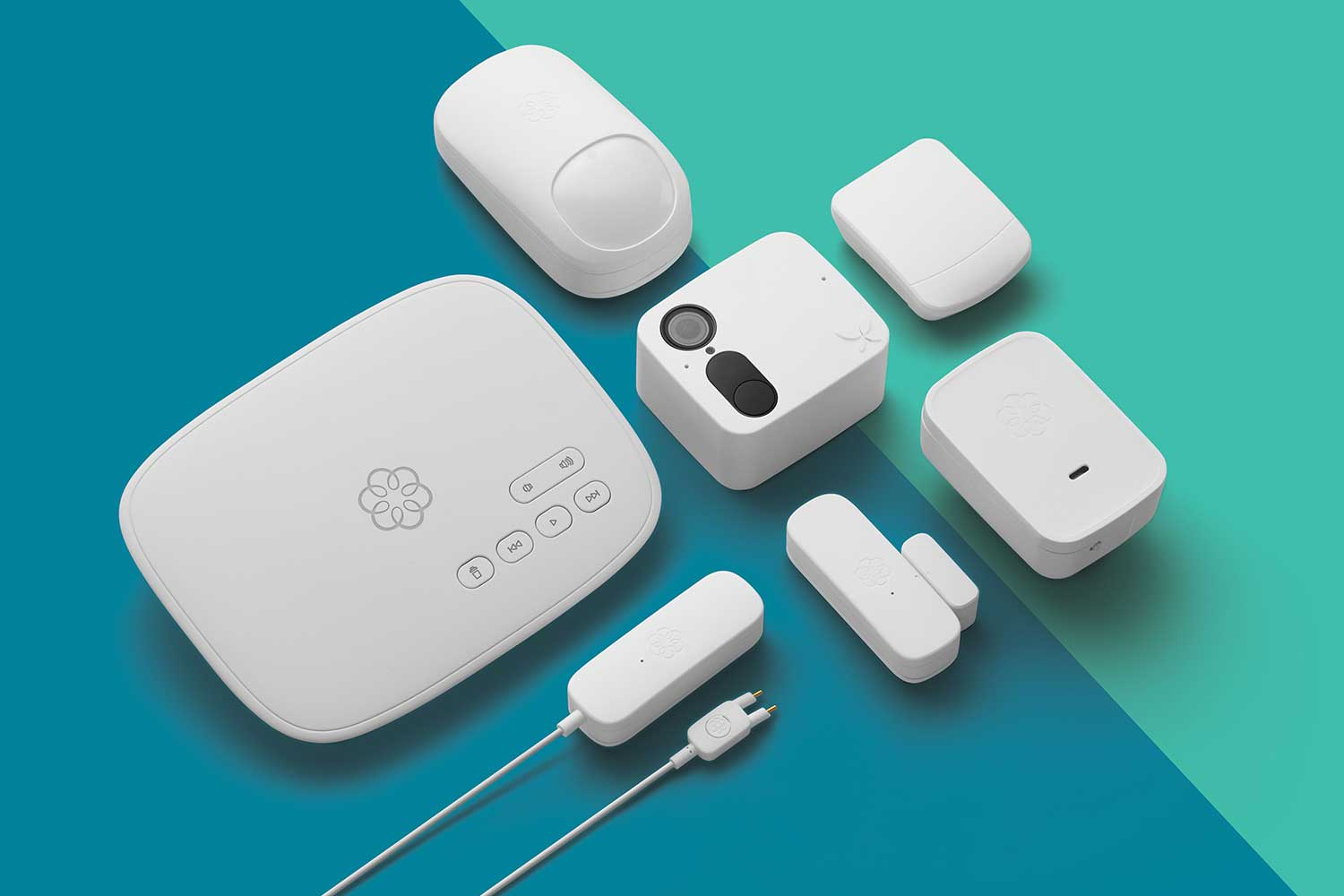 Wired Vs Wireless Security Systems Camera Systems Ooma
